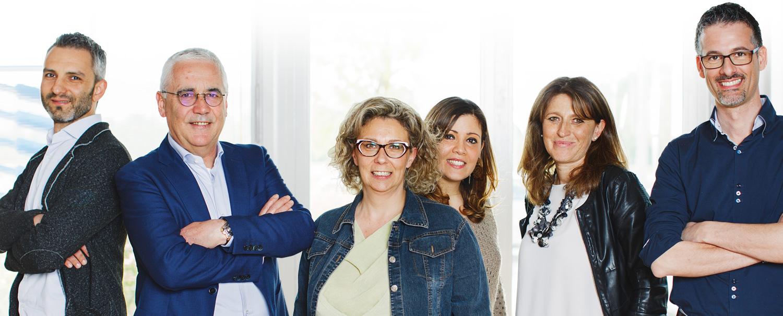 Il team di Prod.El. Distribuzione